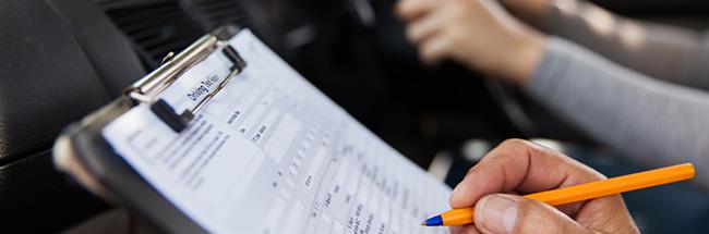 Auto-école SuperDrive examen de conduite à Bouchain
