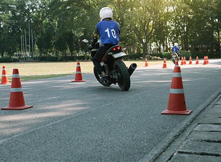 Forfait moto - permis moto à Bouchain